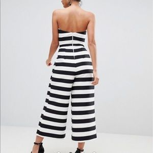 ASOS Other - NWT ASOS bow jumpsuit